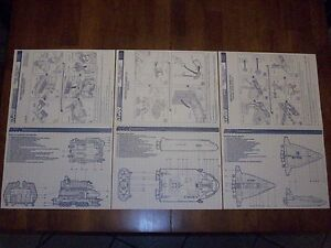 Gi joe 1987 defiant space launch complex blueprints instructions la foto se est cargando g i joe 1987 defiant space launch complex blueprints malvernweather Choice Image