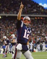 England Patriots Tom Brady Glossy 8x10 Photo Nfl Football Print Poster