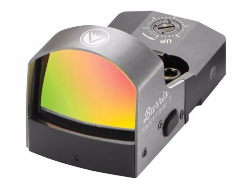 Burris FastFire III Reflex Red Dot Sight with Picatinny Mount 300236