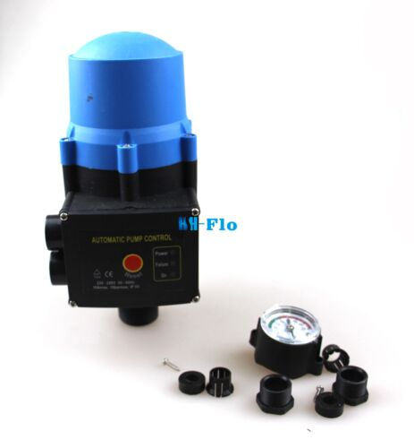 220V Pressure Control Electronic Switch Water Tank Pump Electric Controller