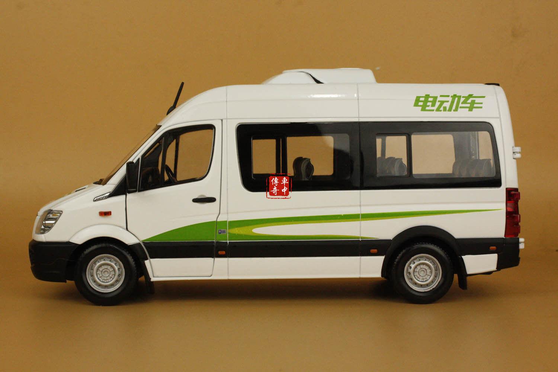 dea882693fcab Details about 1 24 CHINA Golden Dragon Higer BUS diecast model white color