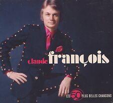 Claude François : Les 50 plus belles chansons (3 CD)