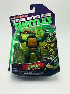 2012 Playmates Teenage Mutant Ninja Turtles Raphael Action