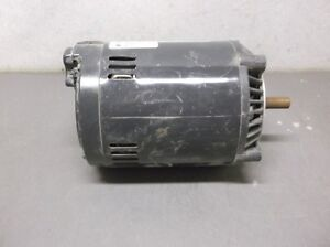 Used Dayton Industrial Motor Model 3n028n Ebay