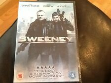 THE SWEENEY . RAY WINSTONE  . DVD inc. Extras . Top Gear and caravan park / NEW