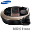 Samsung-Powerbot-VR20M7070WD-Robot-Vacuum-Cleaner-Satin-Gold thumbnail 3