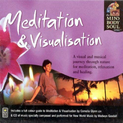 1 of 1 - Mind Body & Soul - Meditation and Visualisation - Mind Body & Soul CD DSVG The