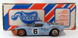Record-Models-1-43-Scale-Resin-01-Ford-GT40-Joest-6-Le-Mans-1968
