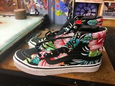 04e51e1dcd7 item 1 Vans SK8-Hi Slim (Hawaiian Floral) Black Size US 4 Men (5.5 Women)  VN000XH7FFZ -Vans SK8-Hi Slim (Hawaiian Floral) Black Size US 4 Men (5.5  Women) ...