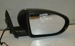 Nissan-Qashqai-2-Wing-Mirror-Right-Side-J10-Driver-O-S-Wing-Mirror-2010-DAMAGED
