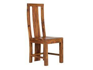 Ordinaire Das Bild Wird Geladen Stuhl Palisander Holzstuhl Esszimmer  Stuehle Wohnmoebel Massiv Holz