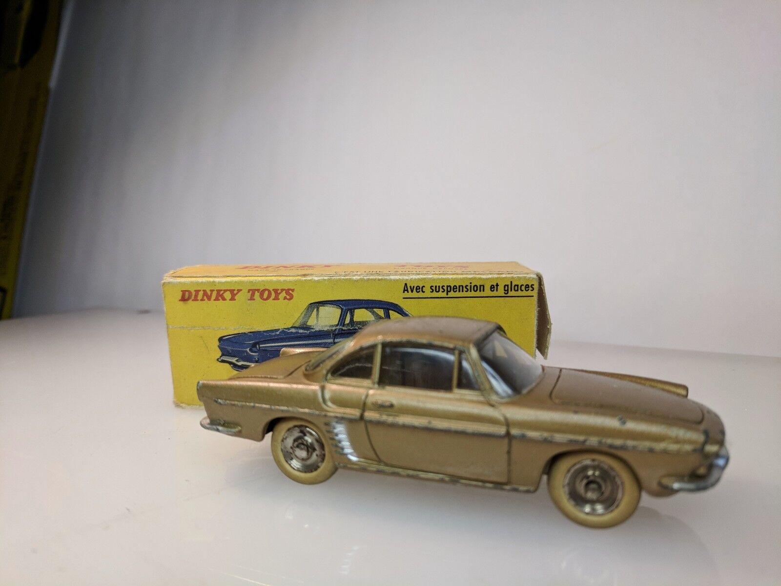 FRENCH Dinky Toys -  543 Renault Floride original with box  vente chaude en ligne