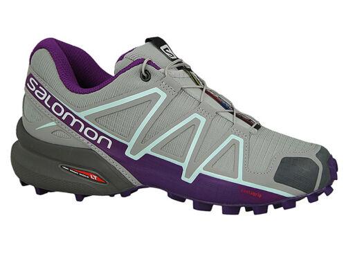 mauve Speedcross Sentier Salomon Course Chaussure Gris 4 De W nrxx8pBq