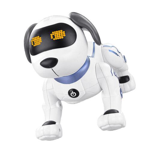 Kunststoff Elektronisches Robot Smart Stunt Dog Hundespielzeug für Kinder
