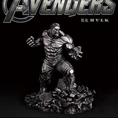 Los Vengadores 2 Hulk verde Giant Estatua GK Modelo De Resina Figura De Acción Juguete En Stock