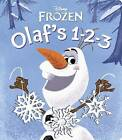 Frozen: Olaf's 1-2-3 by Random House Disney (Board book, 2013)