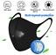 miniature 2 - 2 Masque de Protection Grand Publique  en tissu soie glacée Lavable Réutilisable