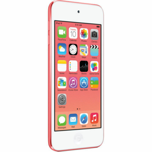 1 of 1 - Apple iPod Touch 6th Generation 16GB Pink