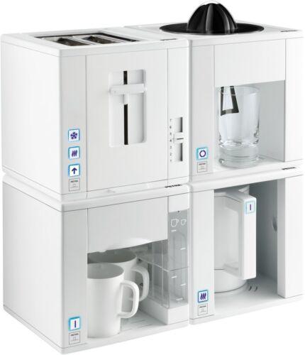 Petra Compact Set for All Toaster Kaffeeautomat Zitruspresse Wasserkocher