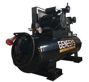 Air Compressor 4HP ELECTRIC 120L 18CFM 125PSI