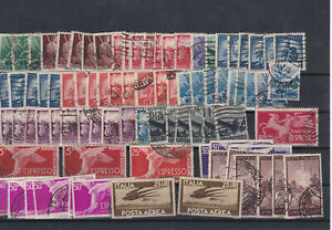Italy MNH + Used Stamps Ref: R7327