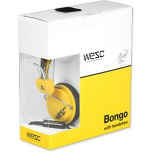WeSC-Bongo-Headphones-Dandellion-Yellow