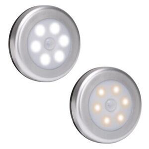 6-LED-Wireless-PIR-Auto-Motion-Sensor-Infrared-Night-Light-Cabinet-Stair-Lamp