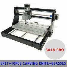 Cnc 3018 Pro Laser Router Engraver Diy Engraving Machine Kit With Grbl Control