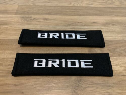2X Seat Belt Pads Cotton Gifts Bride Brides Tuning Weddings Accessories Wedding