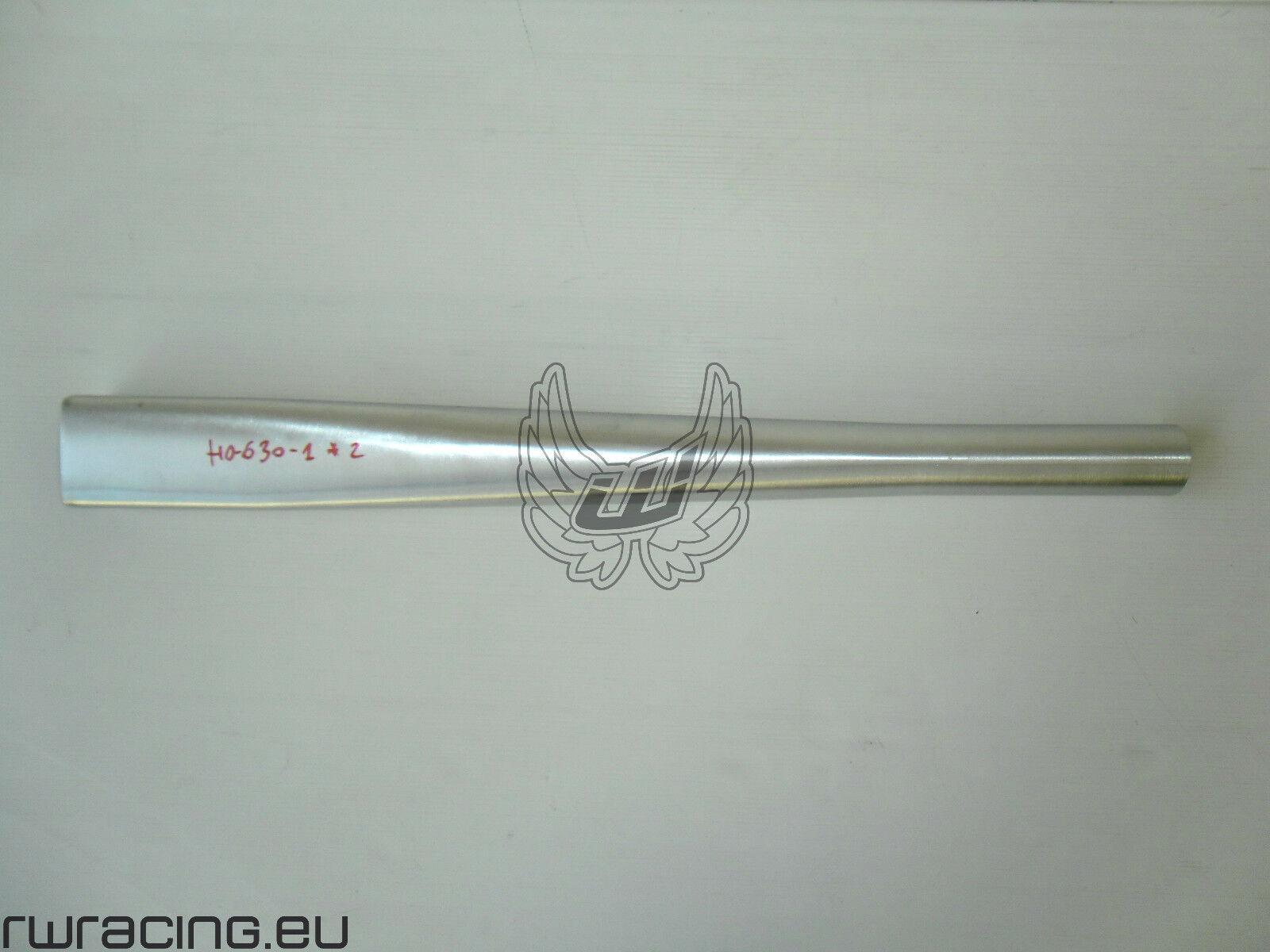 Tubo superiore grezzo per telaio bici   mtb in alluminio - bike frame top tube