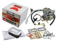 Weber Carburetor Kit Toyota Landcruiser Fj40 Fj55 1974-1987