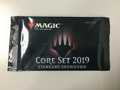 Magic the Gathering War of the Spark Standard Showdown Pack x1