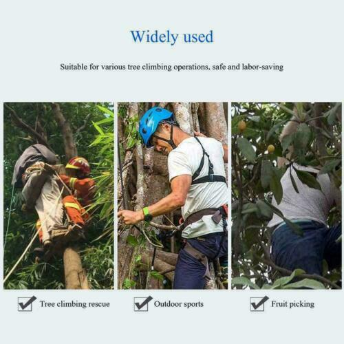 Tree Climbing Tool Pole Climbing Spikes Hunting Observation A9I4 Tool T5B0