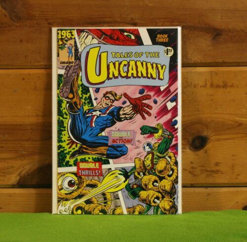 TALES OF THE UNCANNY BOOK THREE IMAGE COMICS *BUY 1 COMIC GET 1 FREE*