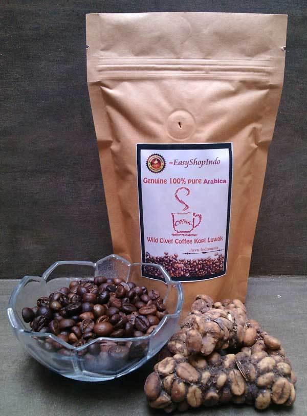Arabica Luwak Coffee