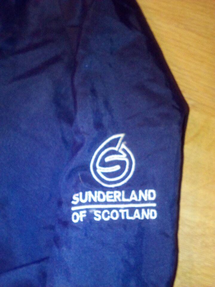 Windbreaker, Sunderland of Scotland, str. s