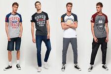 Superdry Trackster Baseball Herren T-Shirts