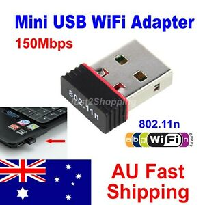 Mini-150Mbps-USB-Wireless-N-WiFi-Lan-Adapter-Dongle-High-Signal-Gain-802-11n-g-b