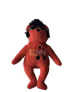 TY Beanie Babies - Elvis - Shake, Rattle & Beanie No Tag !! Works Great !!