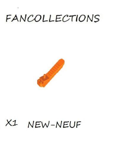 Orange Human Tool Brick and Axle Separator Lego x 1 96874 NEUF