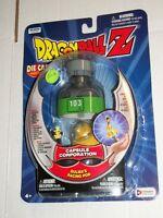 Irwin Toys Dbz Dragonball Z Bulma's Racing Pod Capsule Corporation Figure Mosc