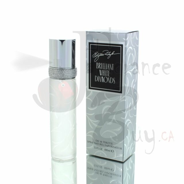 Elizabeth Taylor Brilliant White Diamonds W 100ml Boxed