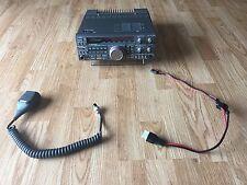 KENWOOD TS-440SAT Transceiver - TS-440 - Decent Shape Ham Radio + Mic