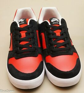 size 40 8be5d f4f93 Image is loading Nike-Mens-SB-Delta-Force-Vulc-Black-Red-