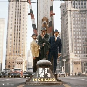 RAMSEY-TRIO-LEWIS-IN-CHICAGO-VINYL-LP-NEU