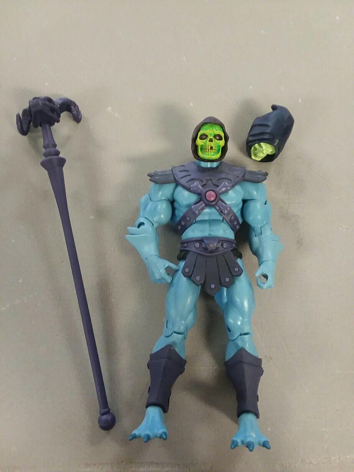 Masters of  The Universe Classics Original Skeletor With Accessories  il y a plus de marques de produits de haute qualité