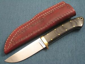 webber handmade knives weber knives custom fixed blade knife 6 matching 5660