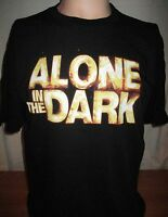 Alone In The Dark Promotional Launch Rare Atari T-shirt Xlarge Free Ship