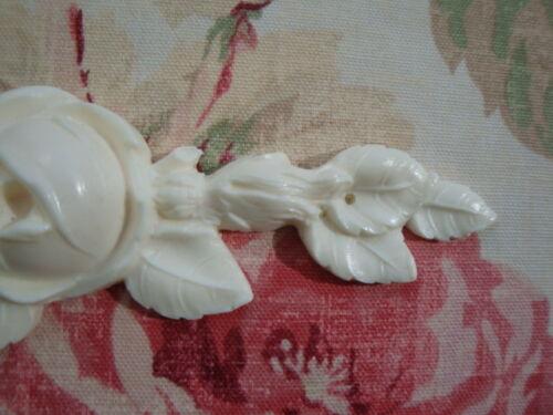 Shabbychic~ applique möbel roses pedimentfrench cabbage mitte dcsqthr