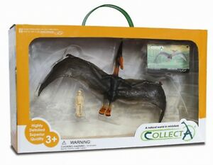 CollectA-89160-Pteranodon-Prehistoric-Dinosaur-Toy-Model-1-40-Scale-Window-Box